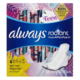Always Radiant Infinity Totally Teen Pads Get Real Regular 14 Pads