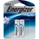 Energizer Ultimate Lithium AA2 Piles Lithium 2 Piles