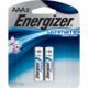 Energizer Ultimate Lithium AAA2 Piles Lithium 2 Piles