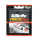 Gillette Trac Ii plus Lubrastrip Comfort Blades 10 Cartridges