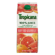 Tropicana 100% Juice Ruby Red Grapefruit 1.75L