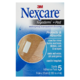 3M Nexcare Tegaderm + Pad Waterproof Transparent Dressing 5 Sterile Adhesive Pads