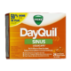 Vicks Dayquil Sinus 24 Capsules Liquid