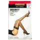 Secret Collection Silky Thigh Highs C/D Natural 1 Pair