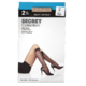 Secret Collection Silky Knee Highs one Size Nude 2 Pairs