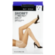 Secret Collection Silky Pantyhose B Control Panty Nearly Black 1 Pair