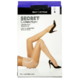Secret Collection Silky Pantyhose D Control Panty Black 1 Pair
