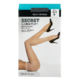 Secret Collection Silky Pantyhose D Reinforced Panty Nearly Black 1 Pair