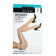 Secret Collection Silky Pantyhose B Reinforced Panty Black 1 Pair