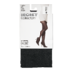 Secret Collection Shape Tights B Longline Panty Black 1 Pair