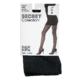Secret Collection Suede Tights B Control Panty Black 1 Pair