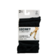 Secret Collection Comfort Band Mid Length one Size Black 2 Pairs
