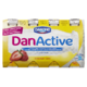 Danone Danactive Probiotic Drink Strawberry 8 x 93mL