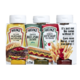 Heinz Picnic Pack Prepared Mustard, Sweet Relish, Tomato Ketchup 3 x 375 mL