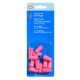 Life Brand Tapered Soft Fit Ear Plugs Pink 12 Plugs