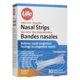 Life Brand Nasal Strips Medium Transparent 30 Nasal Strips