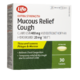 Life Brand Mucous Relief Cough Extra Strength 30 Tablets
