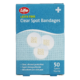 Life Brand Clear Spot Bandages 50 Spots