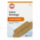 Life Brand Fabric Bandages 100 Latex Free Assorted Bandages