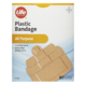 Life Brand Plastic Bandage 80 Latex Free Assorted Bandages