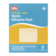 Life Brand Large Sterile Adhesive Pads 10 Pads