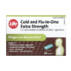 Life Brand Extra Strength Cold and Flu-In-One 24 Caplets