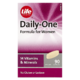 Life Brand Daily-One Formula for Women Caplets