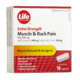 Life Brand Extra Strength Muscle & Back Pain Relief 18 Caplets