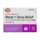 Life Brand Extra Strength Nasal + Sinus Relief 12 Tablets