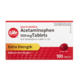 Life Brand Extra Strength Acetaminophen 500mg x 100 Tablets
