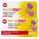 Life Brand for Kids Only Children's Chewable Multiple Vitamins with Iron Tablets