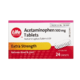 Life Brand Extra Strength Acetaminophen Tablets Usp 500mg x 24 Caplets