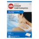 Life Brand Single Use Instant Cold Compress 2 Compresses