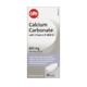 Life Brand Calcium Carbonate 600 mg with 400 IU Vitamin D Tablets