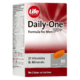 Life Brand Daily-One Multivitamins & Minerals Formula for Men 50+ Caplets