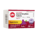 Life Brand Junior Strength Acetaminphen Tablets Rapid Melts Grape 20 Tablets