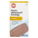 Life Brand Plastic Waterproof Bandage 10 Latex Free Bandages