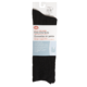 Life Brand Dress Crew Socks for Men with Diabetes Size 7-12 Black 1 Pair