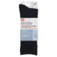 Life Brand Dress Crew Socks for Men with Diabetes Size 7-12 Navy 1 Pair