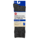 Life Brand Diabetic Dress Socks Men Crew Size 10-13 Charcoal