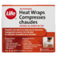 Life Brand Air Activated Head Wraps Neck, Shoulder & Wrist 3 Heat Wraps