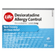 Life Brand Desloratidine Allergy Control 5mg x 30 Tablets