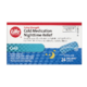 Life Brand Extra-Strength Cold Medication Nighttime Relief Chill Burst 24 Caplets