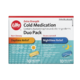 Life Brand Extra Strength Cold Medication Duo Pack 20 Caplets
