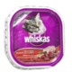 Whiskas Pate Tender Beef Dinner 100g