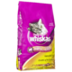 Whiskas Adult Indoor Cat Food Delicious Chicken Flavour 1.5kg