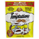 Whiskas Temptations Cat Treats Tasty Chicken Flavour 180g