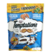 Whiskas Temptations Cat Treats Savoury Salmon Flavour 85g