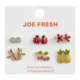 Joe Fresh Kid 6 Pair Earrings