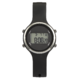 Joe Fresh Ladies Black Silicone LCD Watch